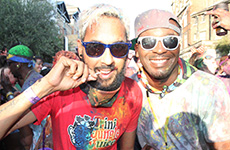 Notting Hill Carnival Sunday 2017