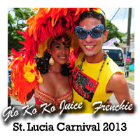 St. Lucia Carnival 2013