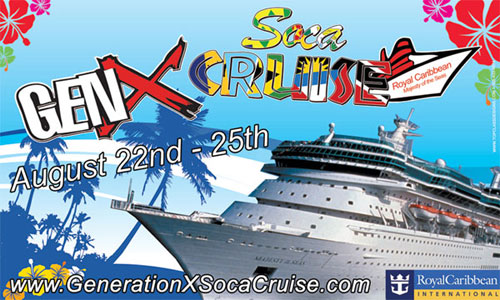 Generation X Soca Cruise :: TriniJungleJuice - Trini Jungle Juice