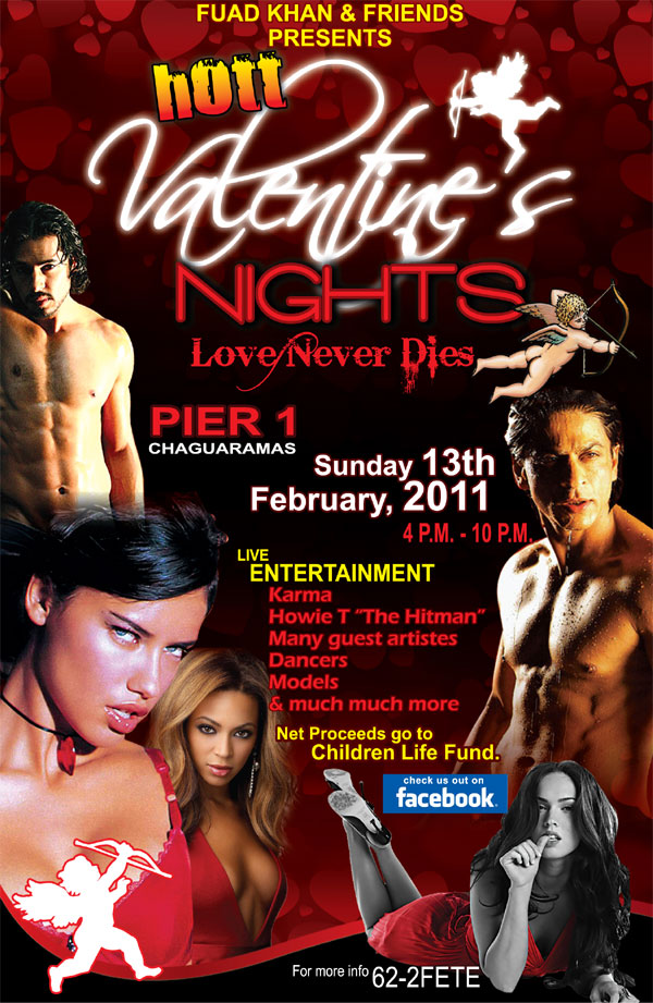 Hott Valentine Nights