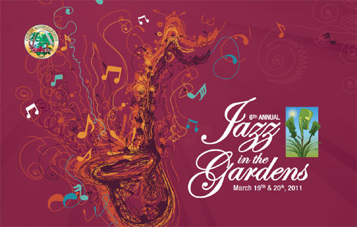 6th Annual Jazz In The Gardens Music Festival