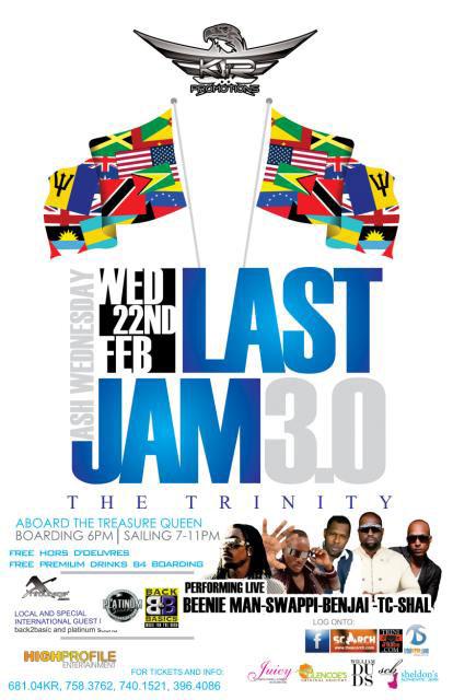 Last Jam 3.0