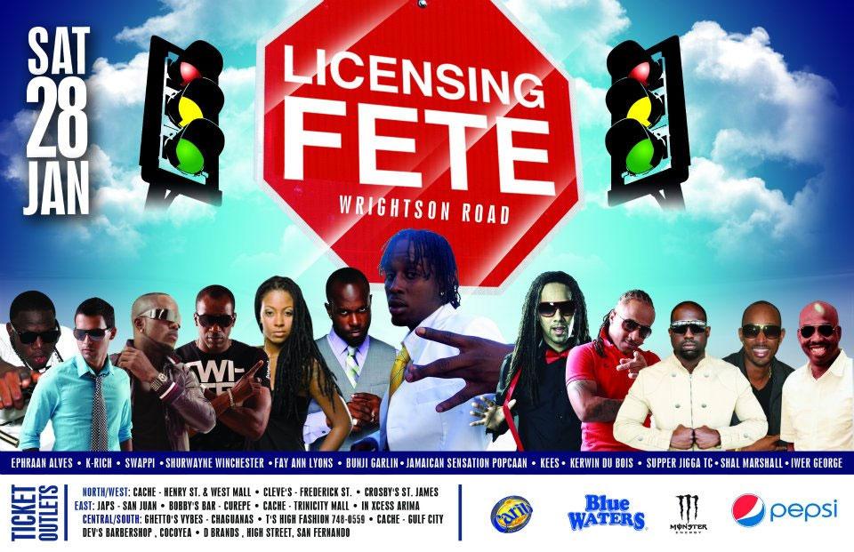 Licensing Fete 2012