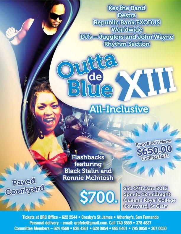 Outta De Blue XIII