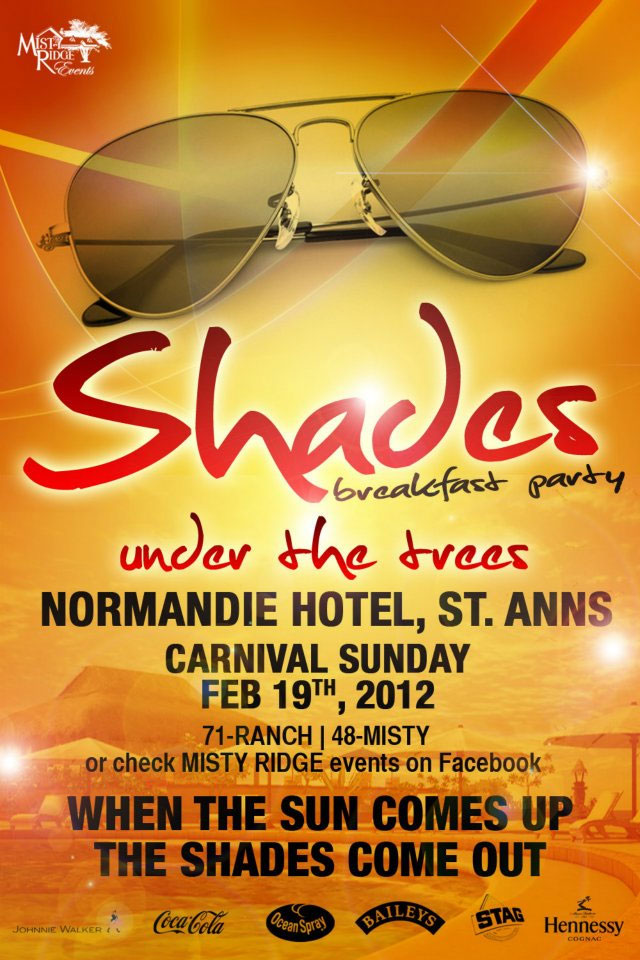 SHADES Breakfast Party 2012