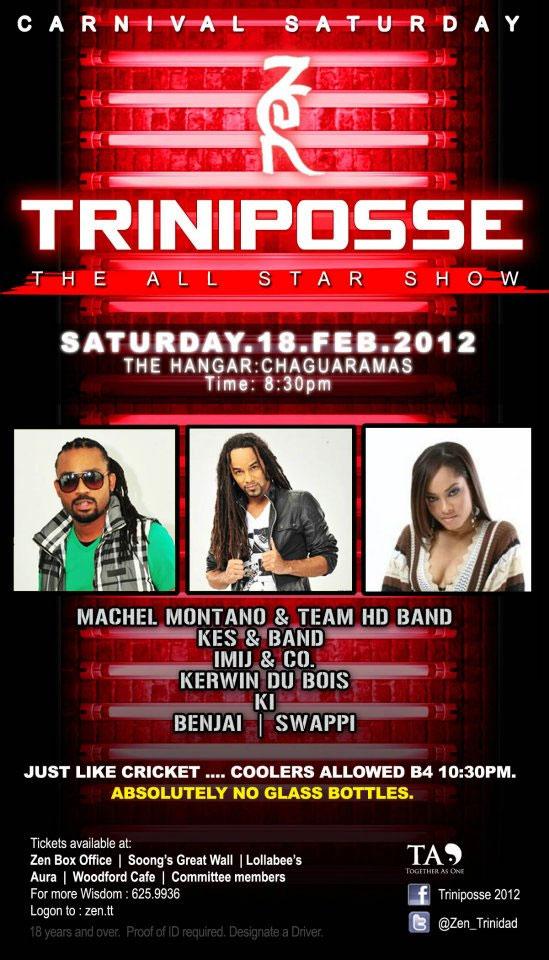 Trini Posse 2012
