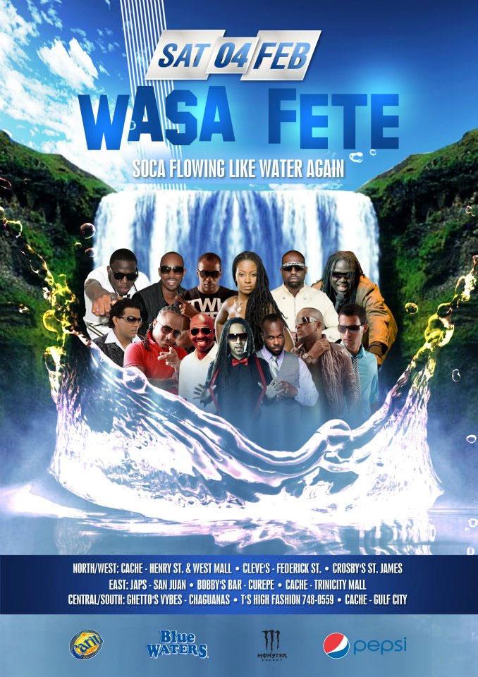 Wasa Fete 2012
