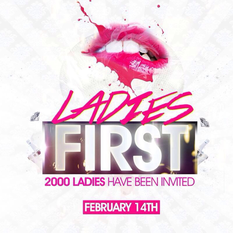 Ladies First 2014