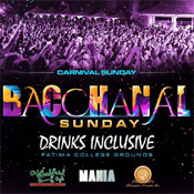 Trinidad carnival 2015 schedule tnt carnival 2015 trinidad bacchanal sunday mania malvernweather Choice Image