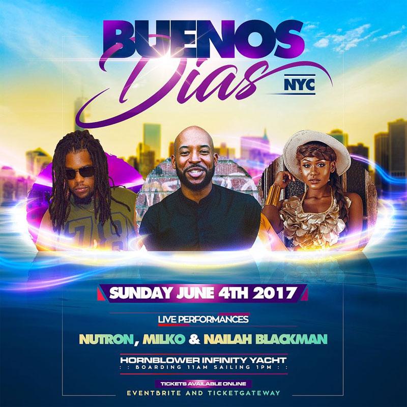 Buenos Dias NYC 2017
