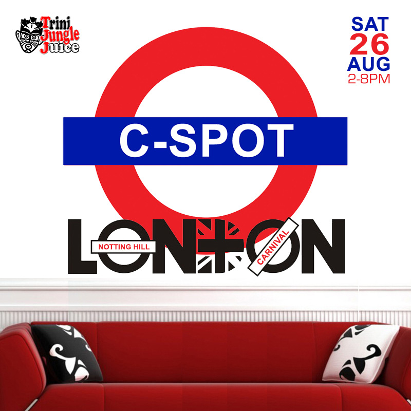 Trini Jungle Juice: C-SPOT (Notting Hill Carnival Saturday)