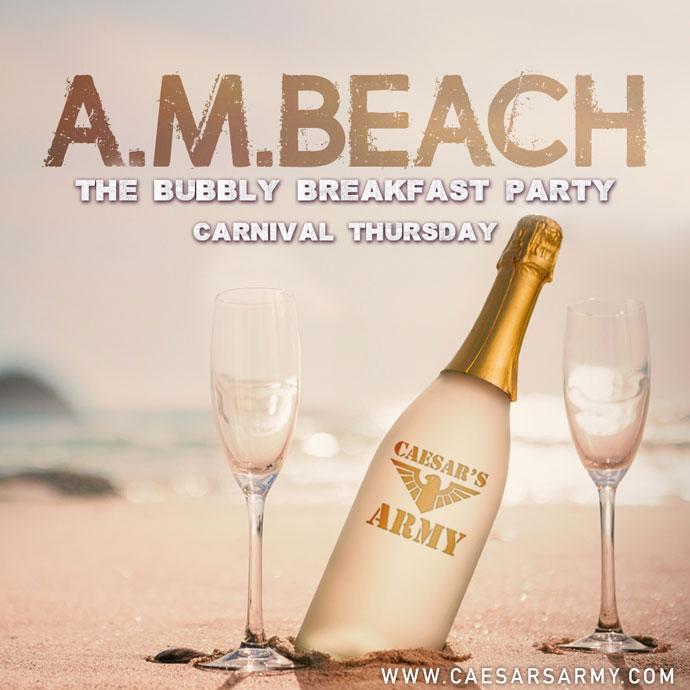 A.M.BEACH Breakfast Party 2017