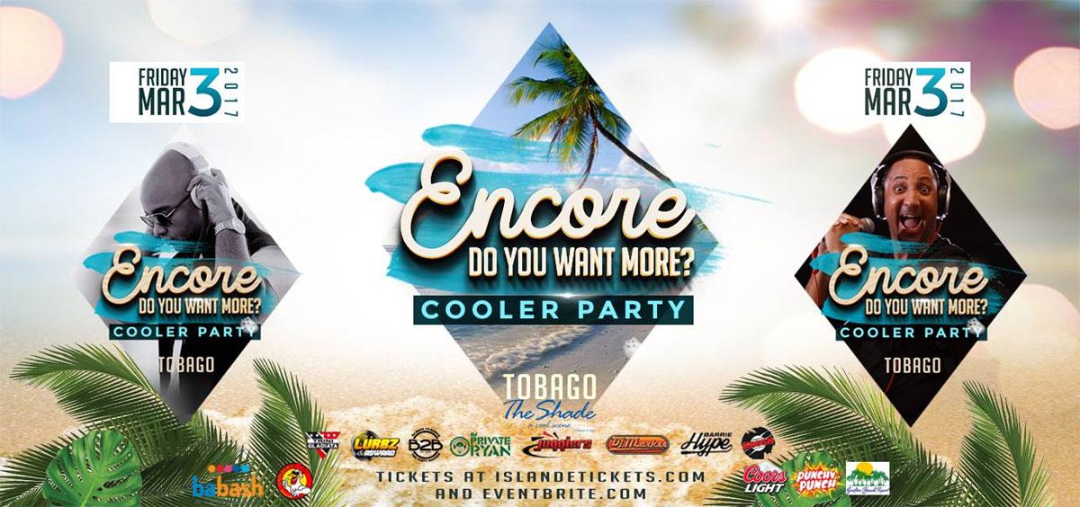 Encore - Cooler Party
