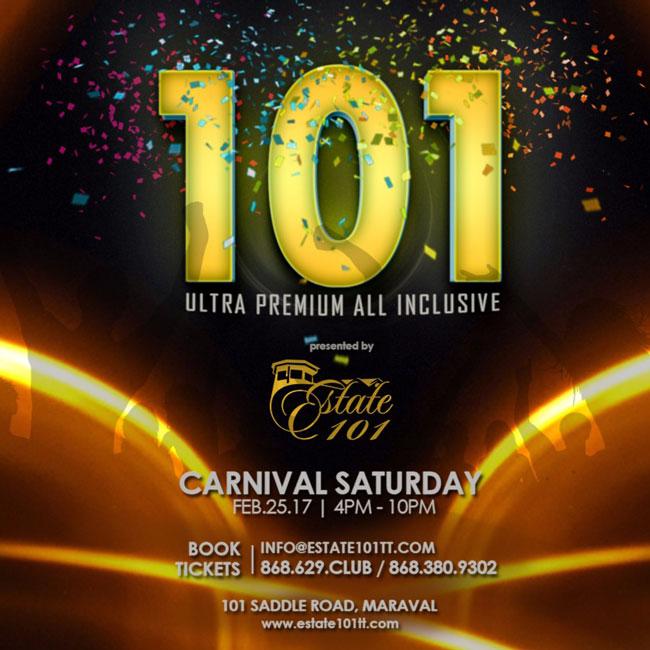 Estate 101 Ultra Premium All Inclusive