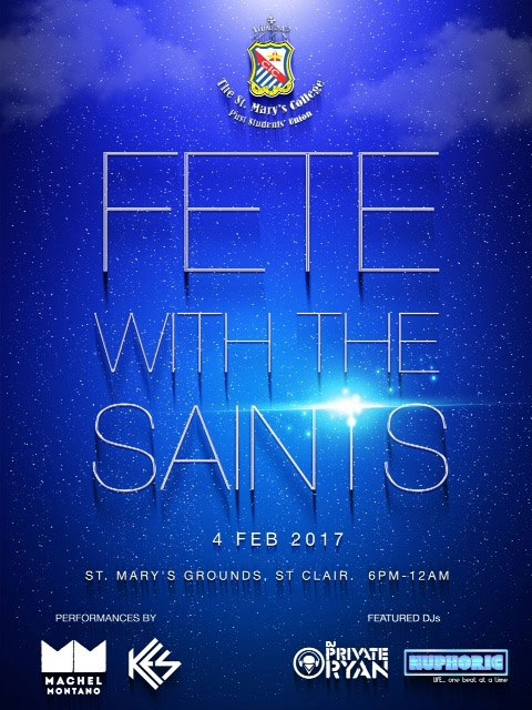 Fete with the Saints - All Inclusive