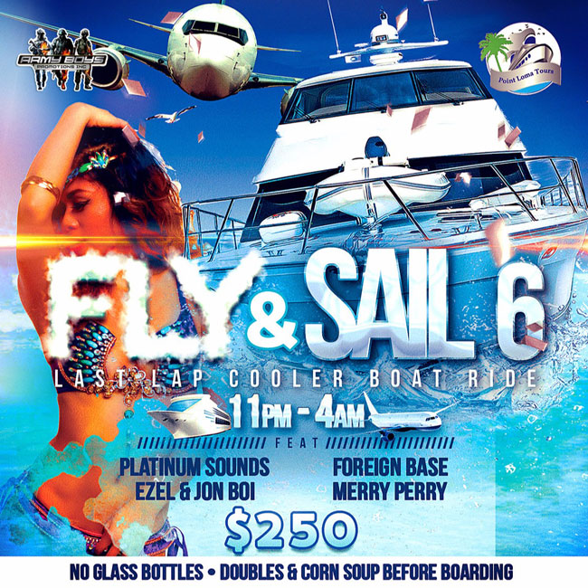 Fly and Sail Cruise