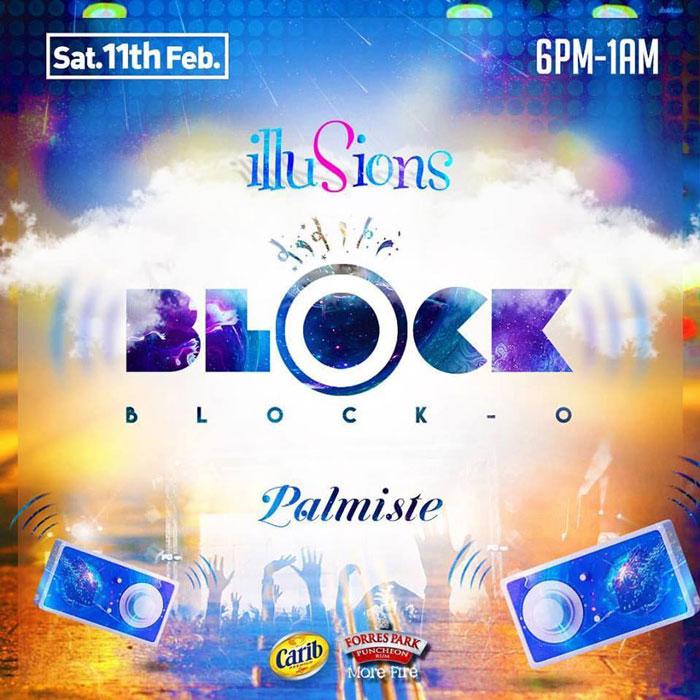 Illusions Block - O