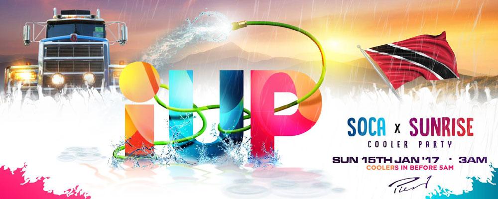 iUP Soca and Sunrise