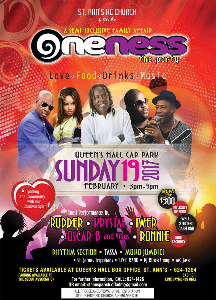Oneness the Party