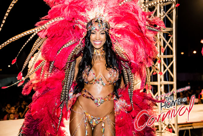 Trinidad and Tobago Carnival 2017
