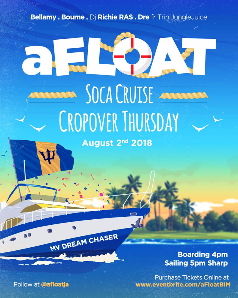 aFLOAT Soca Cruise - The BIM Edition