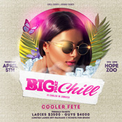 Big Phat Chill Cooler Fete