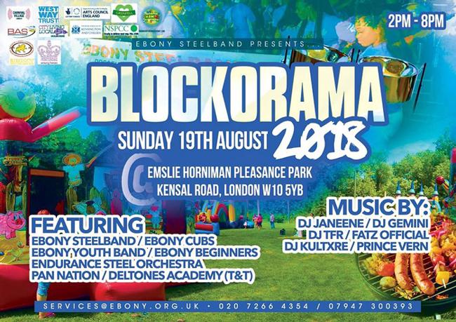 Blockorama 2018