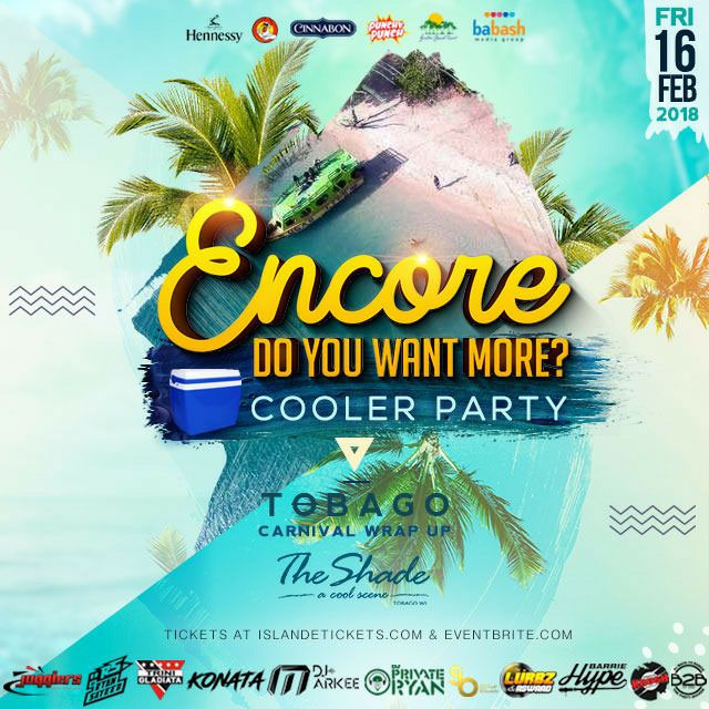 Encore Cooler Party