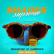Shades Premium All Inclusive Breakfast Party