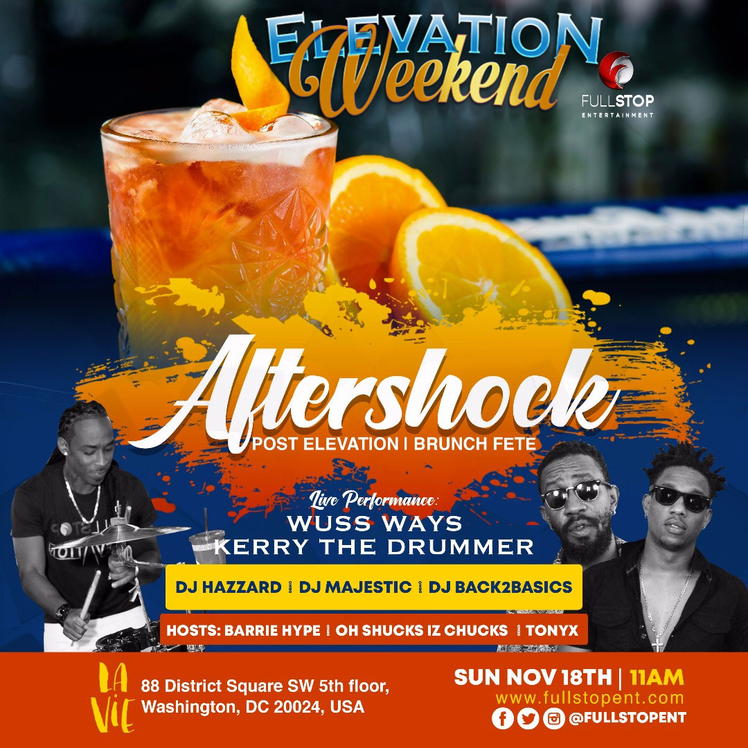 Elevation Weekend 2018: Aftershock