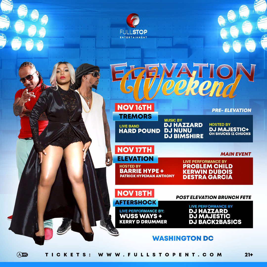 Elevation Weekend 2018: Elevation