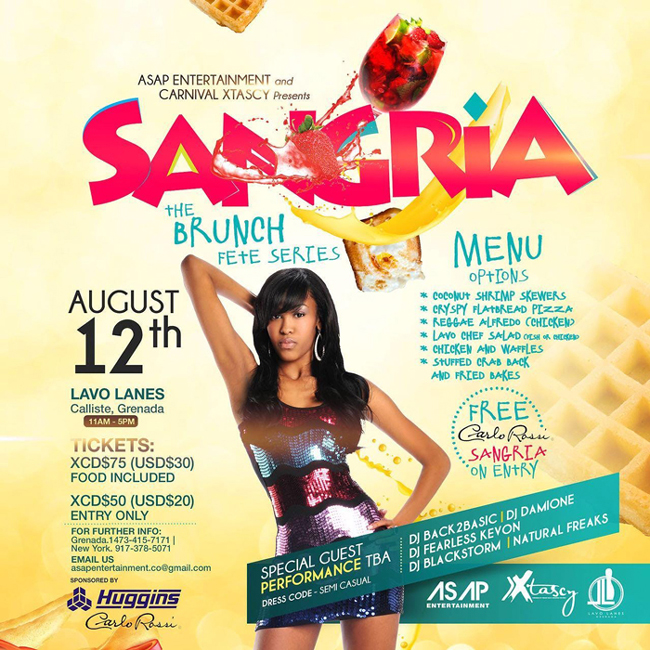 Sangria - The Brunch Series