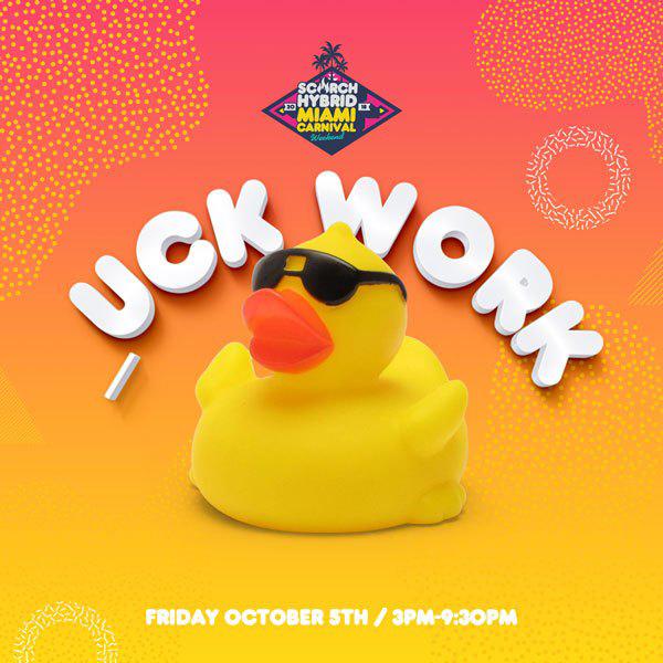 Scorch Duck Work Miami
