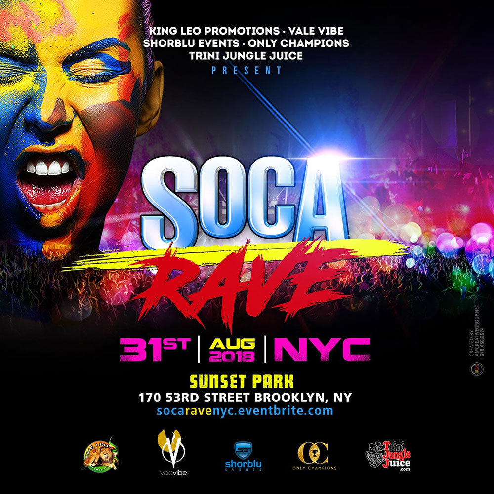 Soca Rave New York
