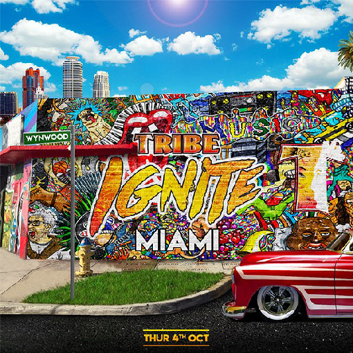 Tribe Ignite Miami