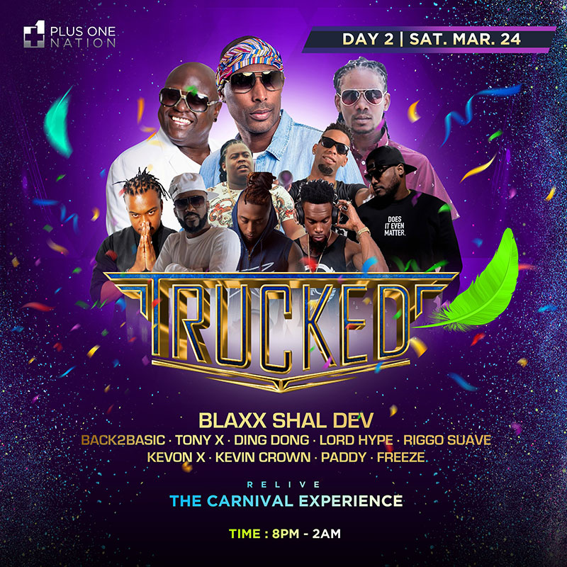 TRUCKED 2018 - Relive The Carnival Experience