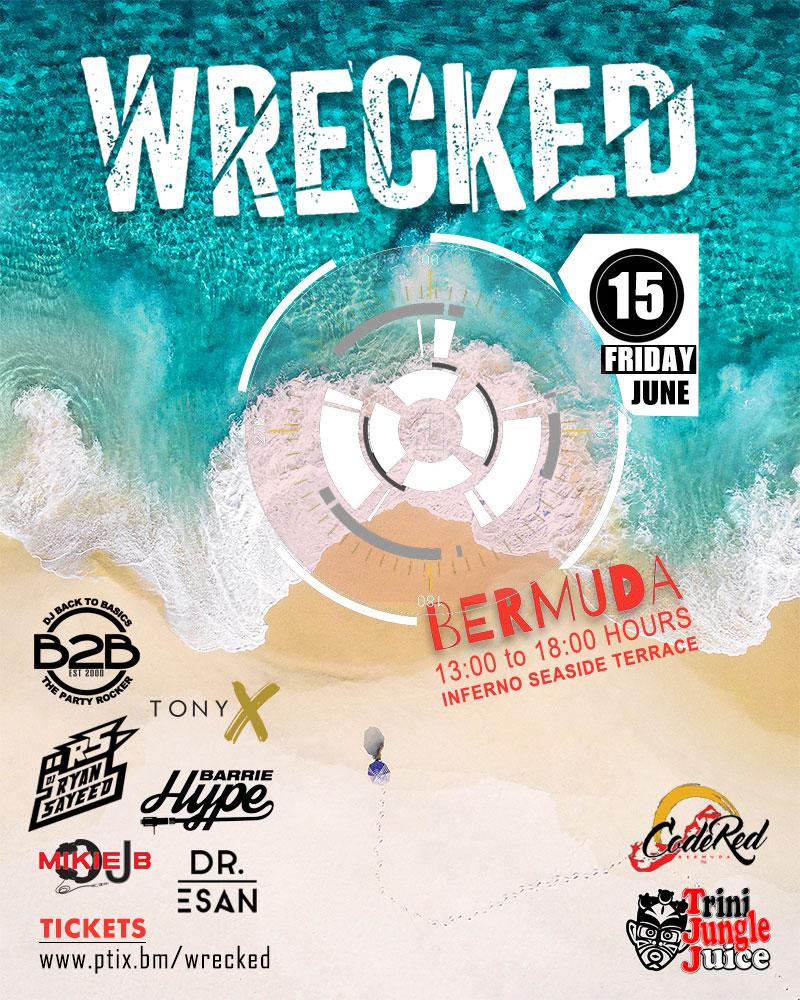 WRECKED Bermuda 2018