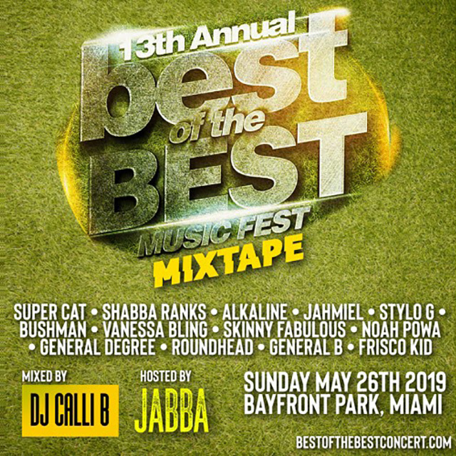 13th Annual Best of the Best Music Fest