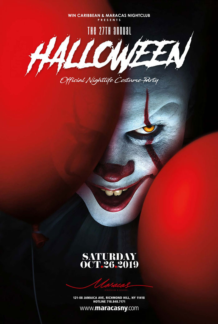 27th Halloween Official Nightlife Costume Party