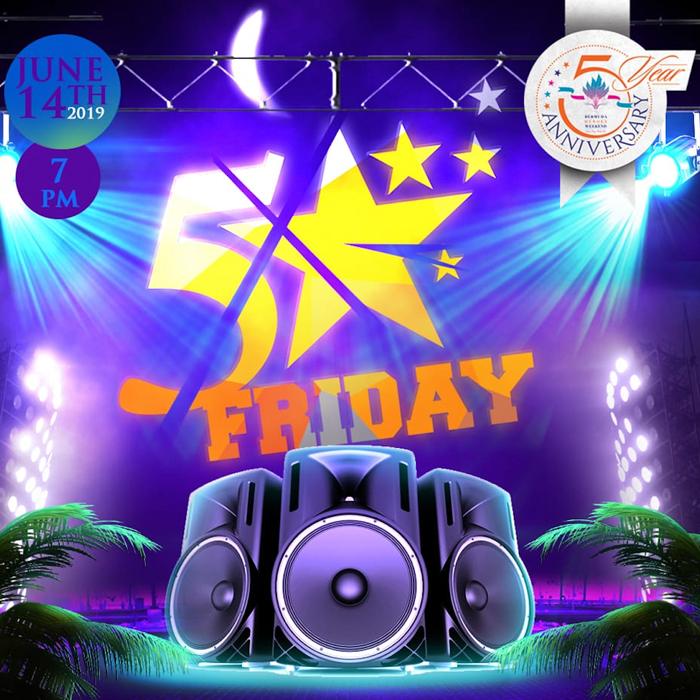 5 Star Friday
