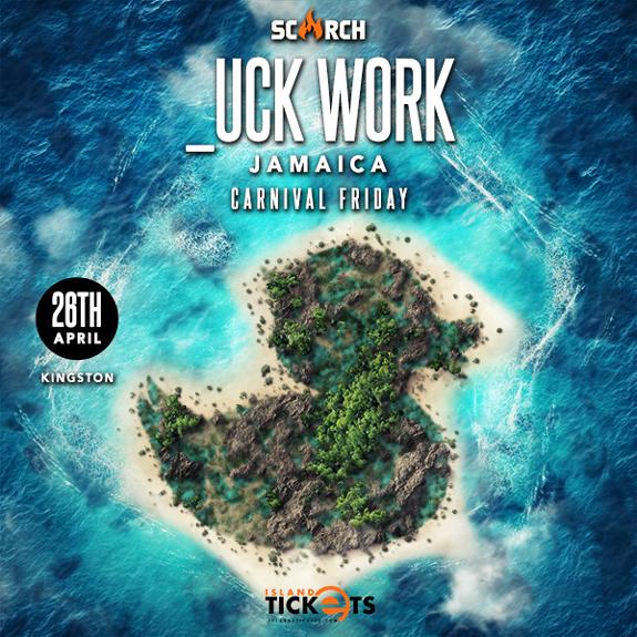 _uck Work Jamaica Cooler Fete
