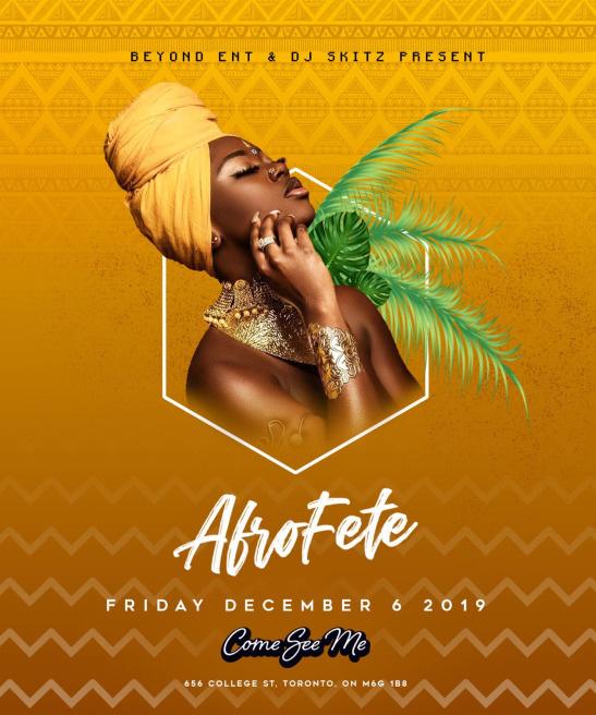 Afro Fete