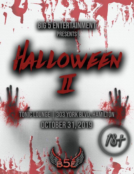 B5E Presents: Halloween II