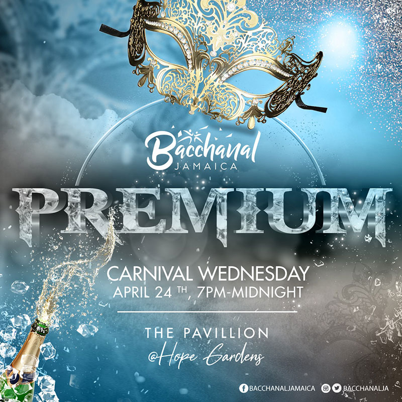 "Bacchanal Jamaica Premium ""Ultra All-Inclusive"""