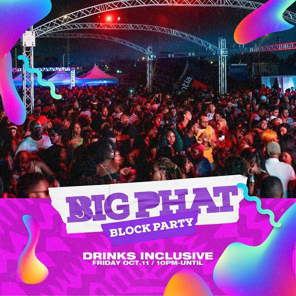 Big Phat Fish, Block Party