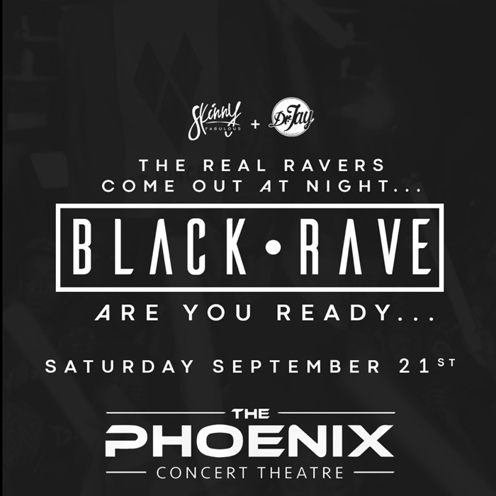 Black Rave - One For The Real Ravers