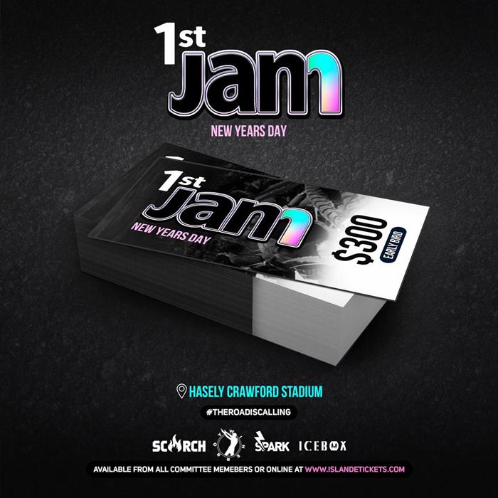 1st Jam