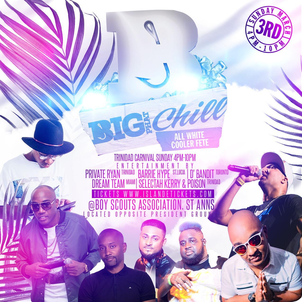 Big Phat Chill Trinidad