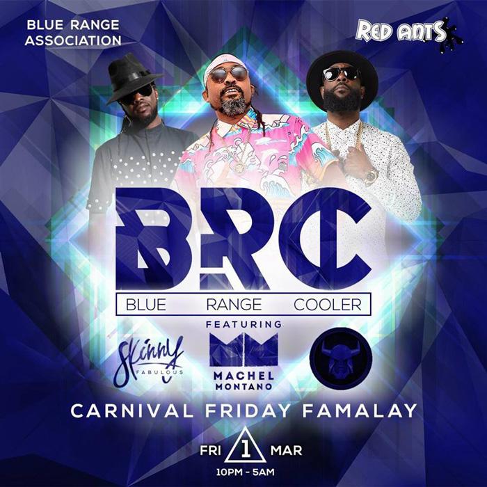 Blue Range Cooler Fete