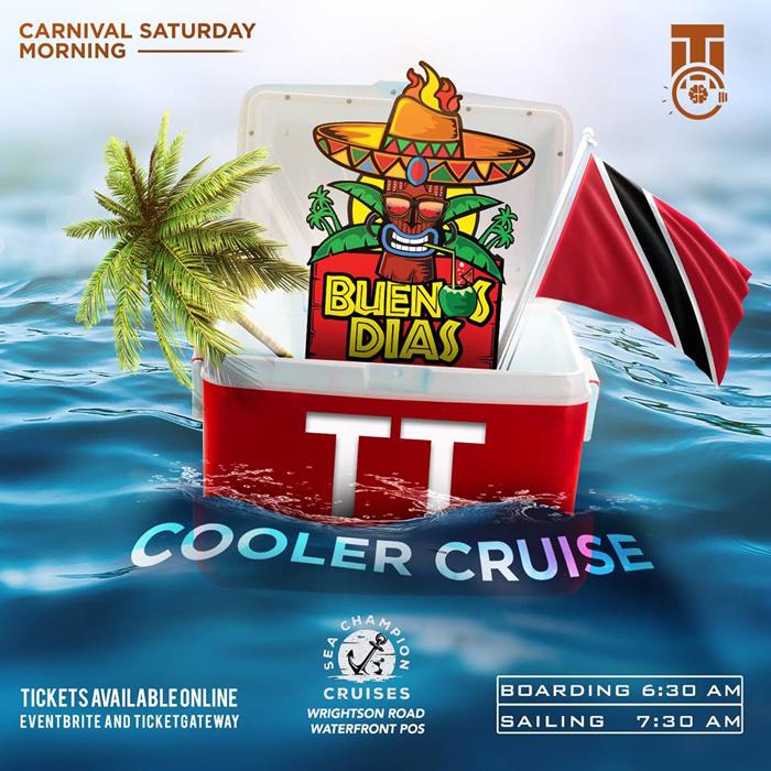 Buenos Dias - Cooler Cruise